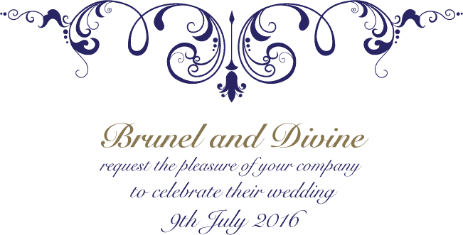 Brunel and Divine 9th July 2016