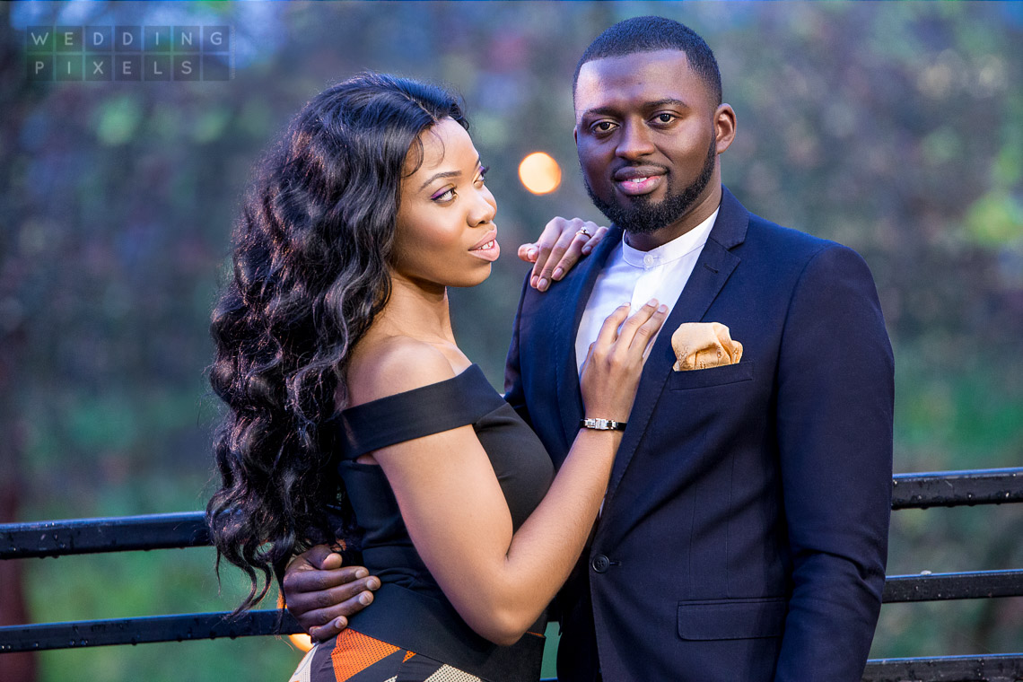 Brunel and Divine pre-wedding photo session by Wedding Pixels